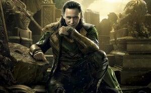 Tom Hiddleston Thor: Ragnarok Loki