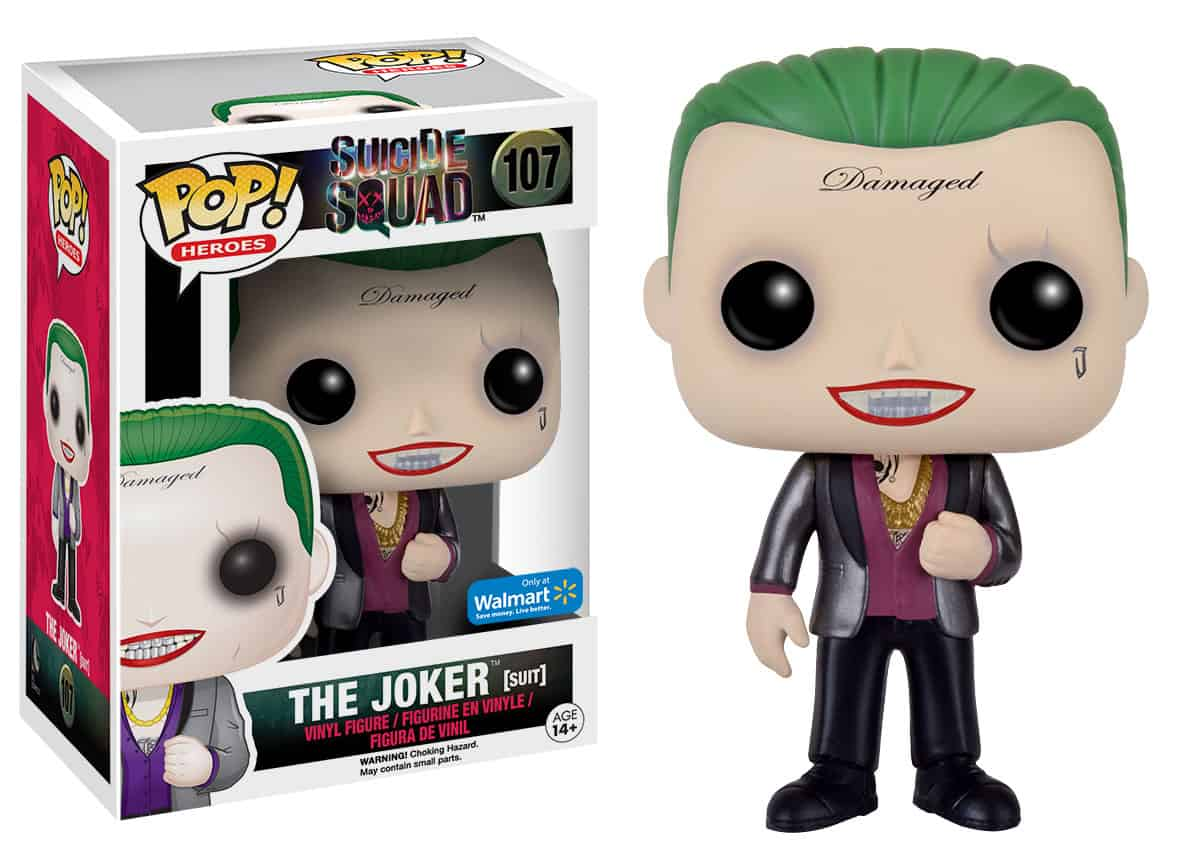 First Wave Suicide Squad Funko Pop Vinyls Revealed