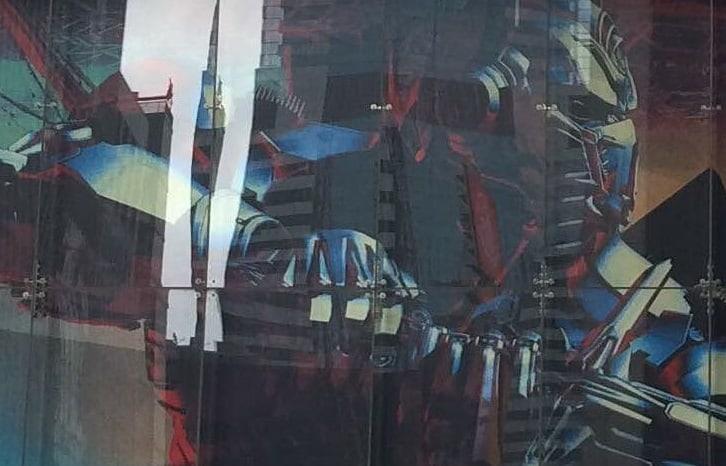 Transformers LK Banner First