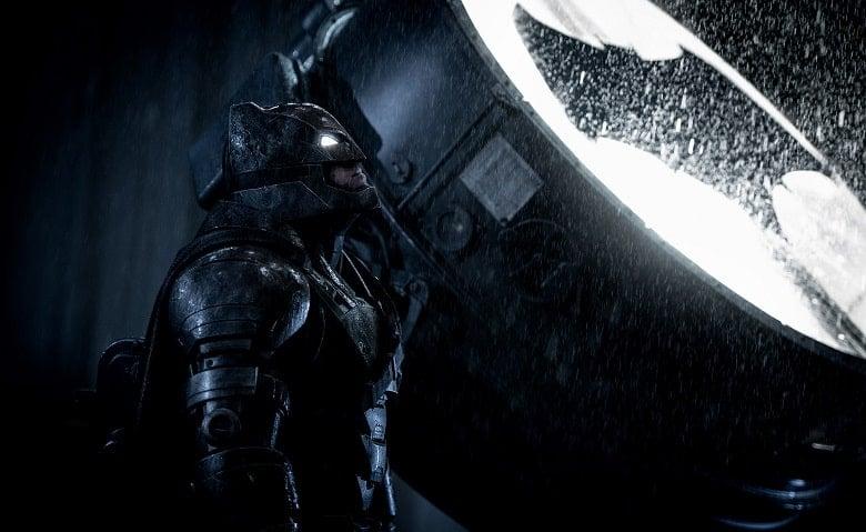 Batman v Superman Dawn of Justice banner
