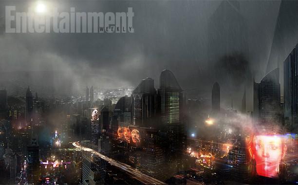 Blade Runner 2 concept art 2