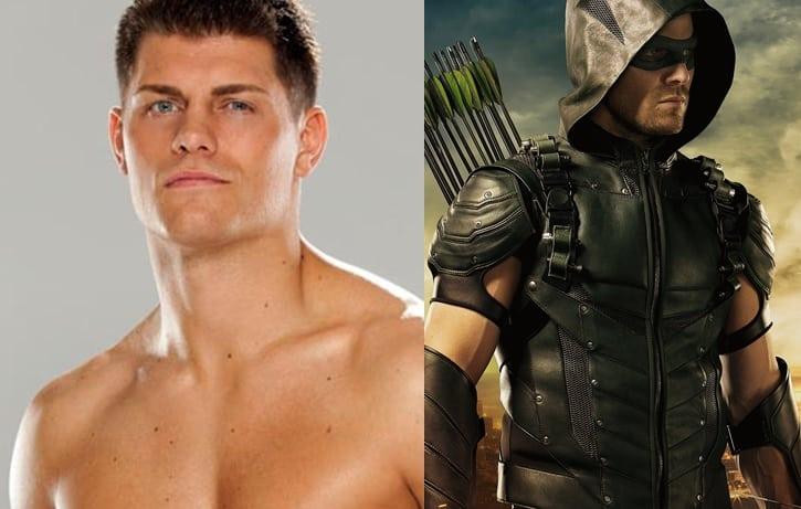 Cody Rhodes Arrow