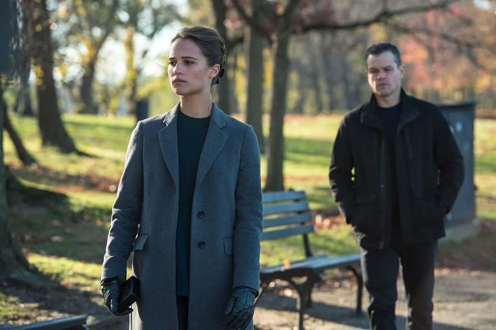 Jason Bourne 4