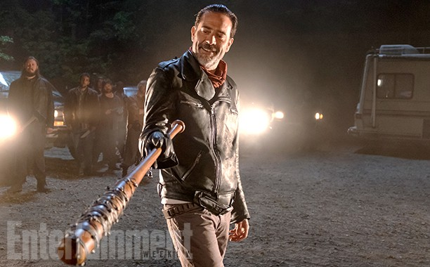 Jeffrey Dean Morgan Negan photo