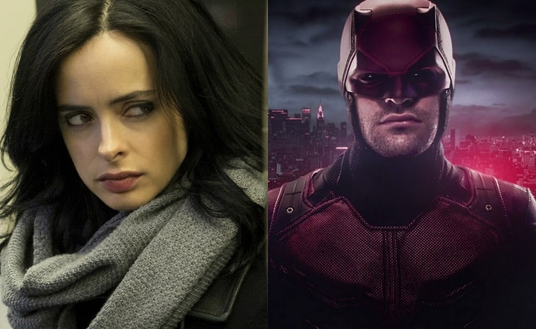 Jessica Jones and Daredevil banner