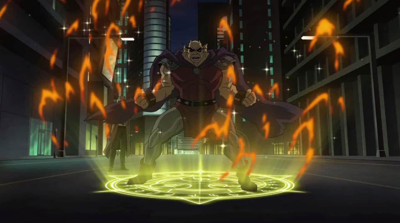 Justice League Dark Image Etrigan