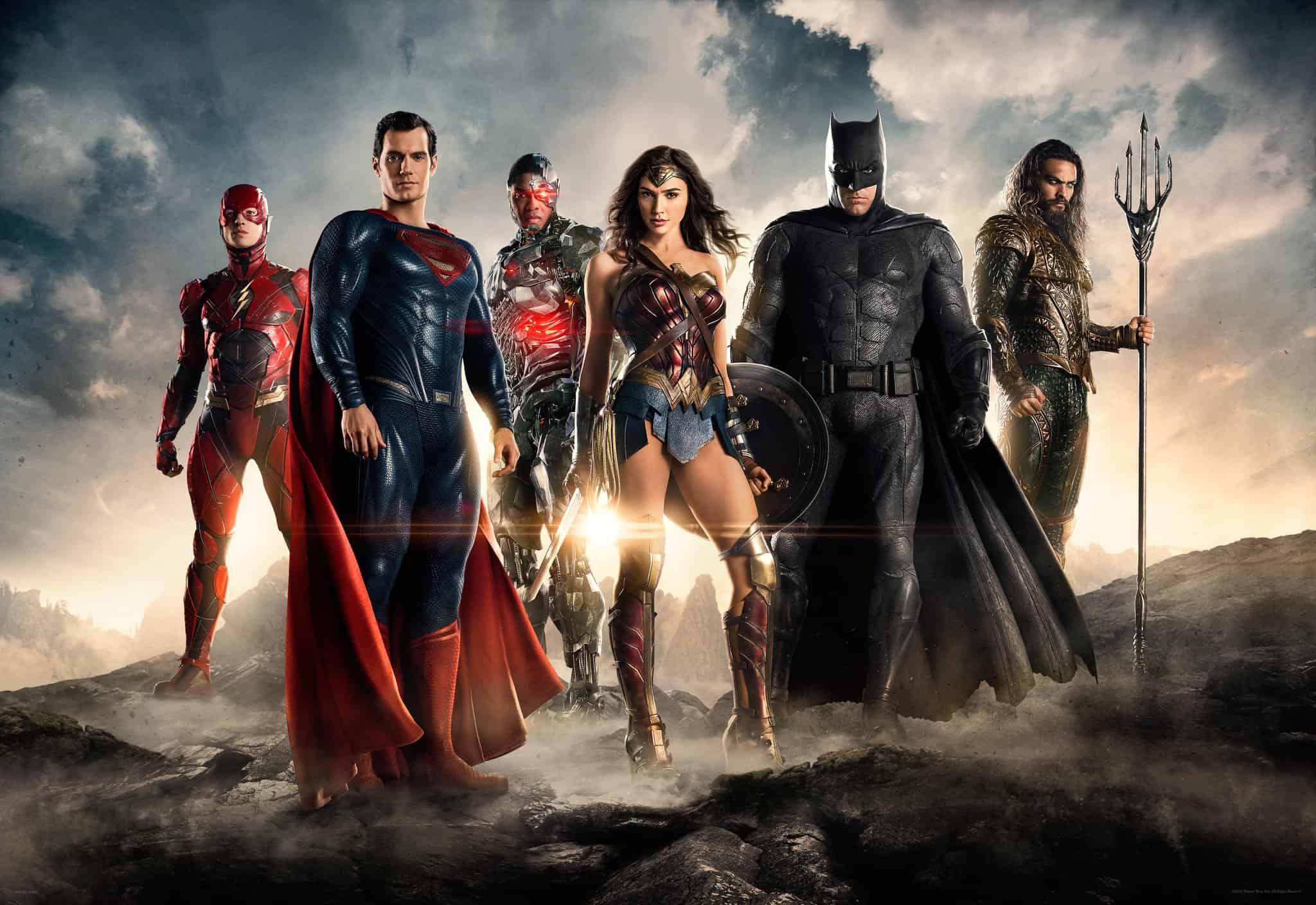 [Cine] Wonder Woman 2017 adelantos de la pelicula ! Justice-League