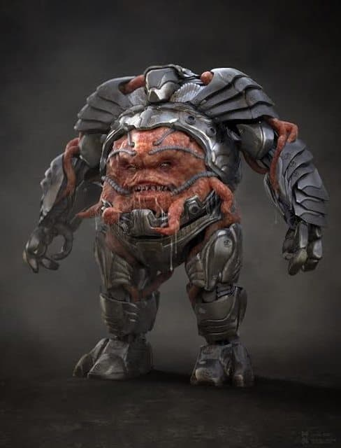 Concept Art Reveals Krang Casey Jones Designs From Tmnt Out Of The Shadows Heroic Hollywood