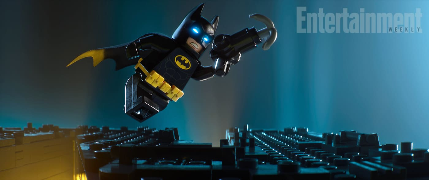 The Lego Batman Movie (2017) Batman (Will Arnett)