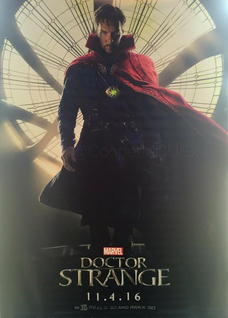 Strange Doctor Poster