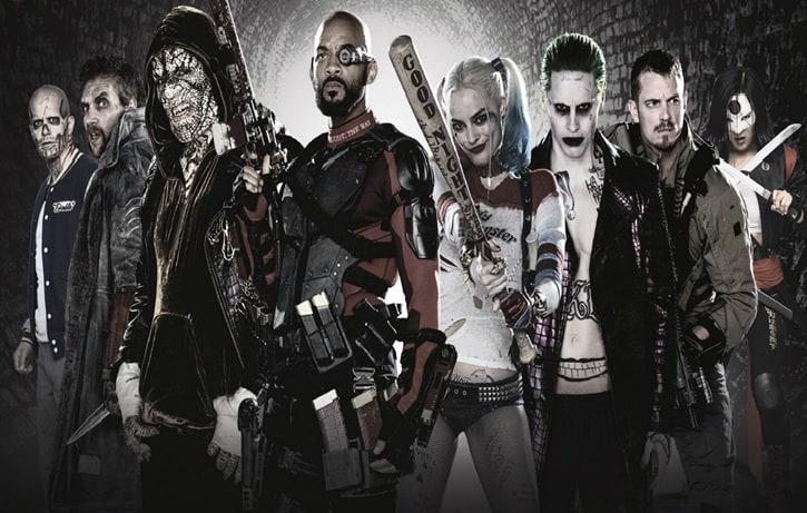 Suicide Squad Villain