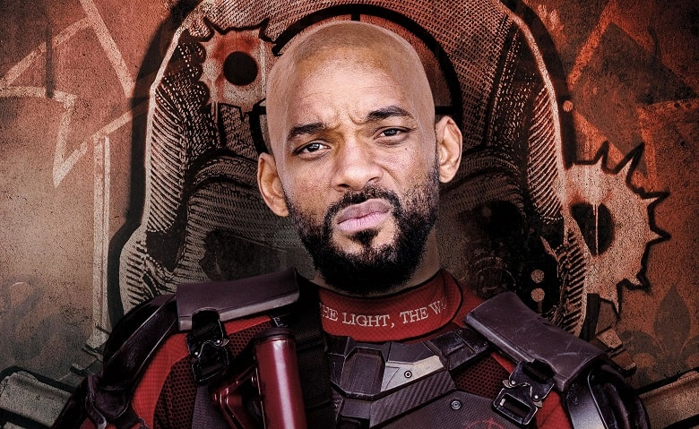 Suicide Squad Will Smith Deadshot banner