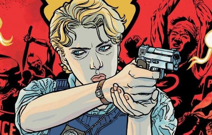 Supergirl Maggie Sawyer