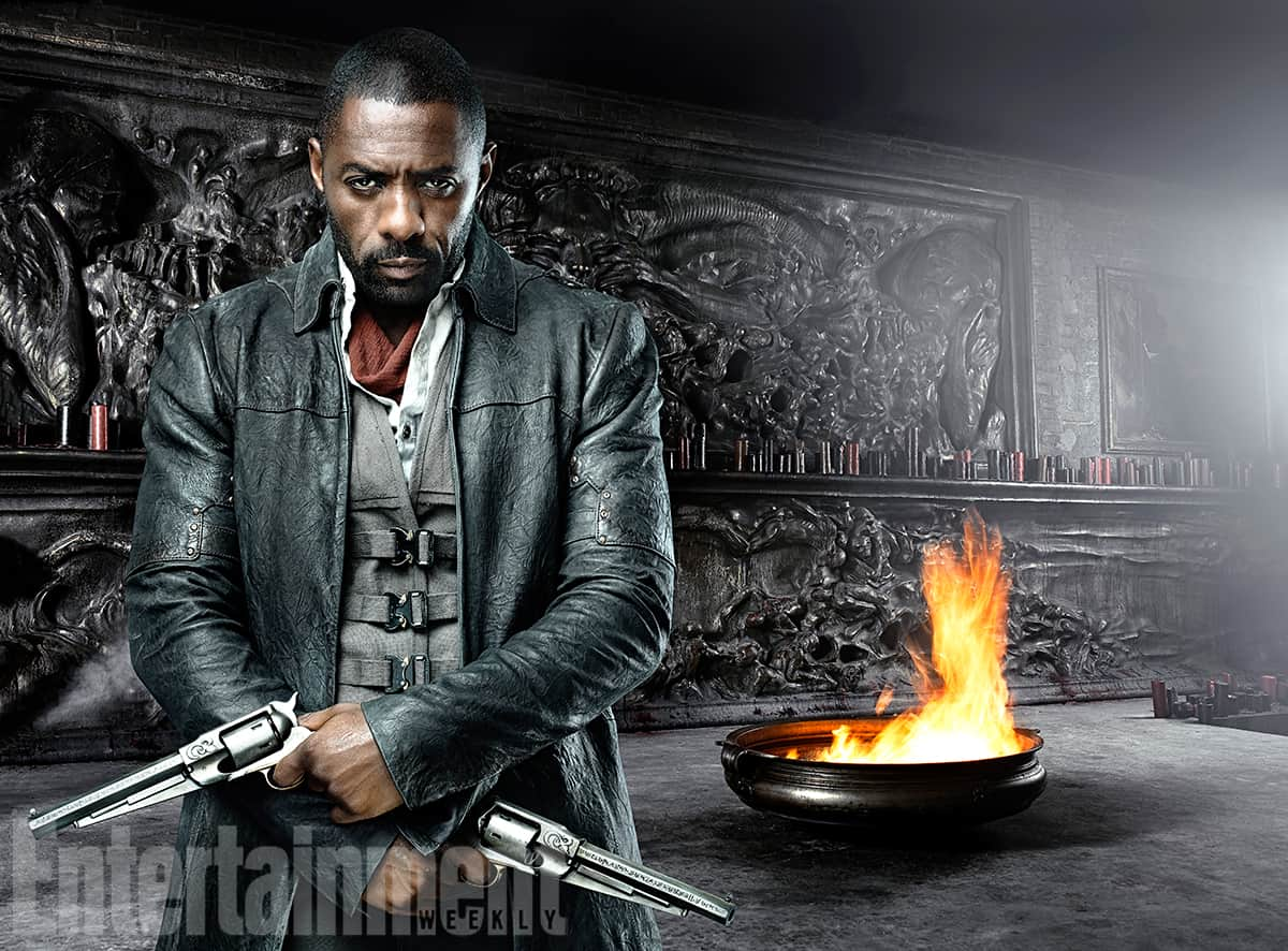 The Dark Tower Idris Elba image