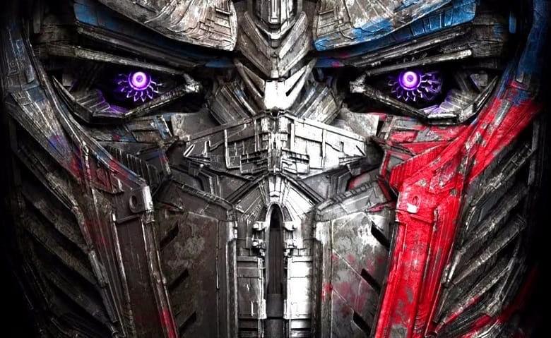 Transformers The Last Knight banner