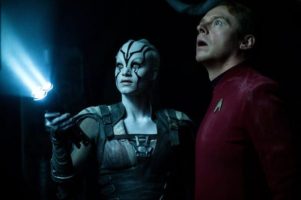 Star Trek Beyond Clip