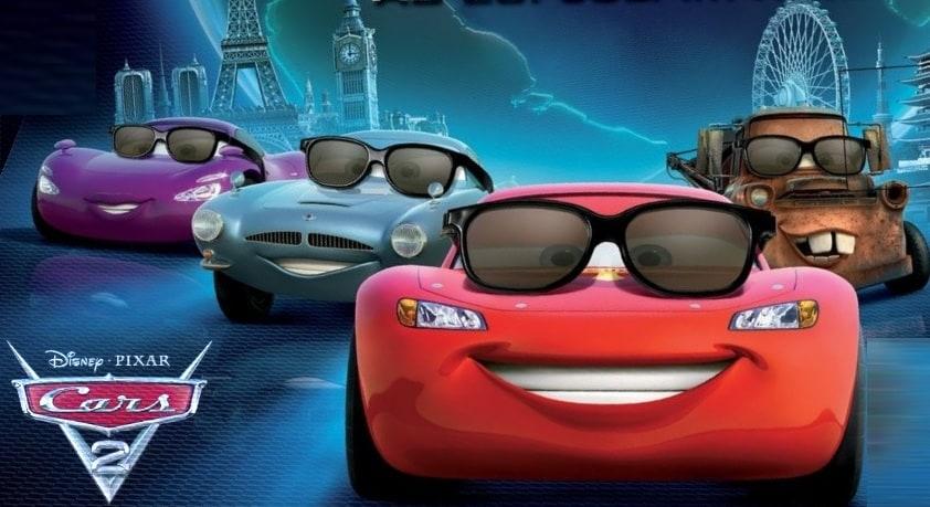 Pixar sequels