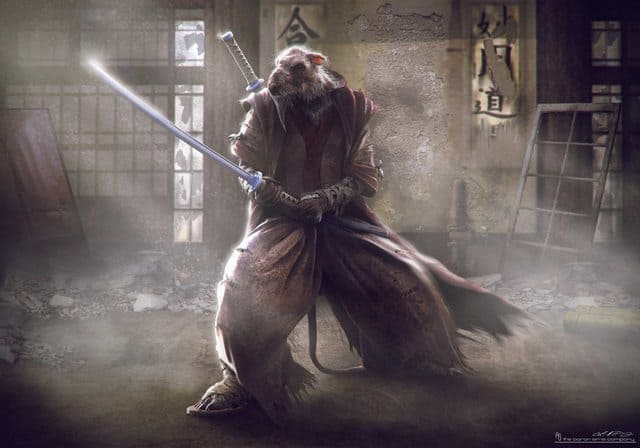 splinter Jared Krichevsky