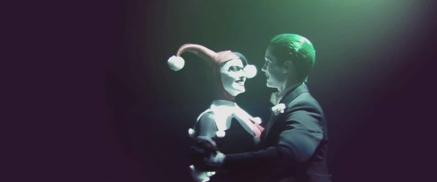 The Joker and Harley Quinn 2