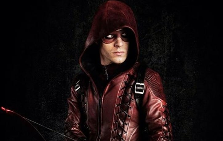 Arrow Colton Haynes Arsenal