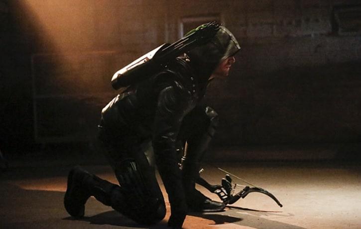 Arrow Episode 6 Starts Filming