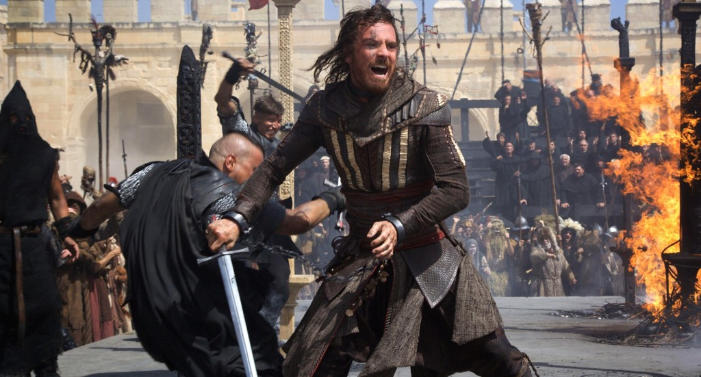 Assassin's Creed - Fassbender 2