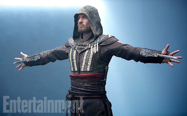 Assassin's Creed - Fassbender