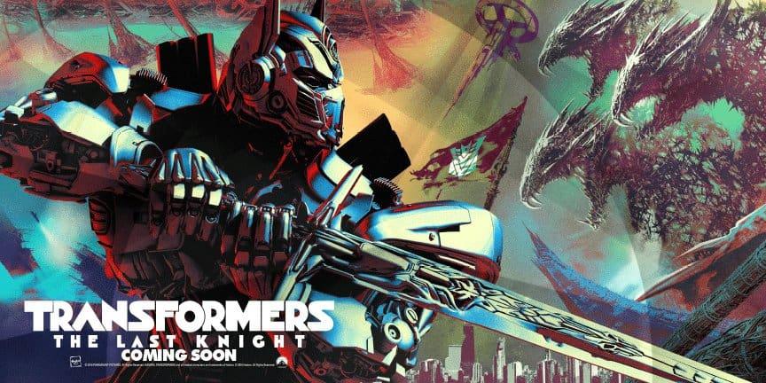 Transformers TLK Teaser Poster