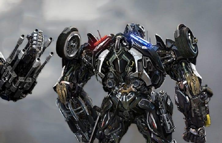 Barricade Transformers TLK