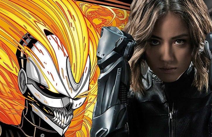 Ghost Rider Quake AOS