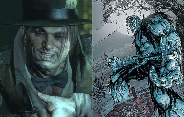 Gotham Grundy Alice