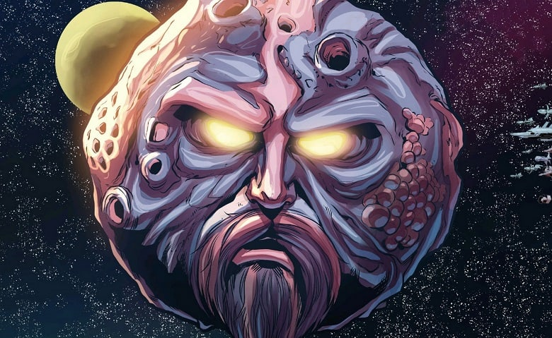 Guardians of the Galaxy Vol. 2 Kurt Russell Ego banner