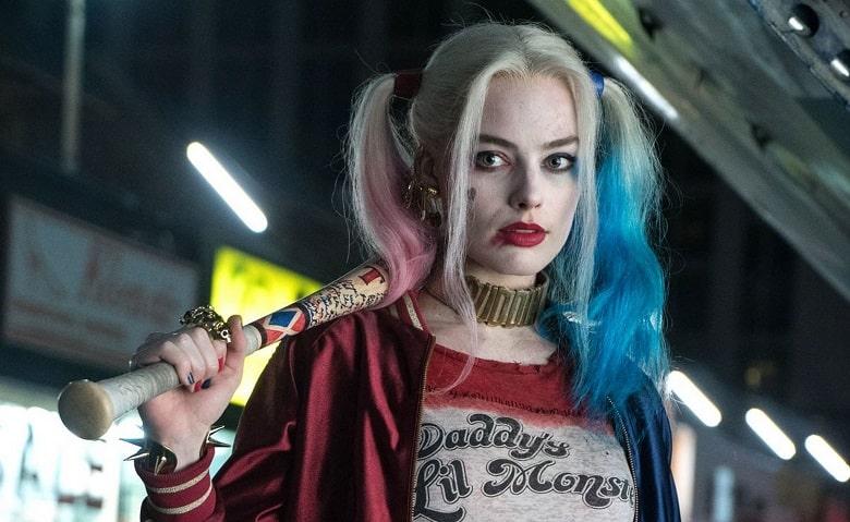 Harley Quinn banner