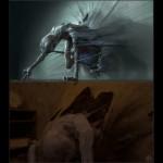 Stranger Things - Demogorgon Wall  2
