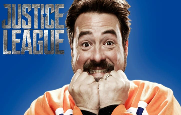 Kevin Smith Justice League
