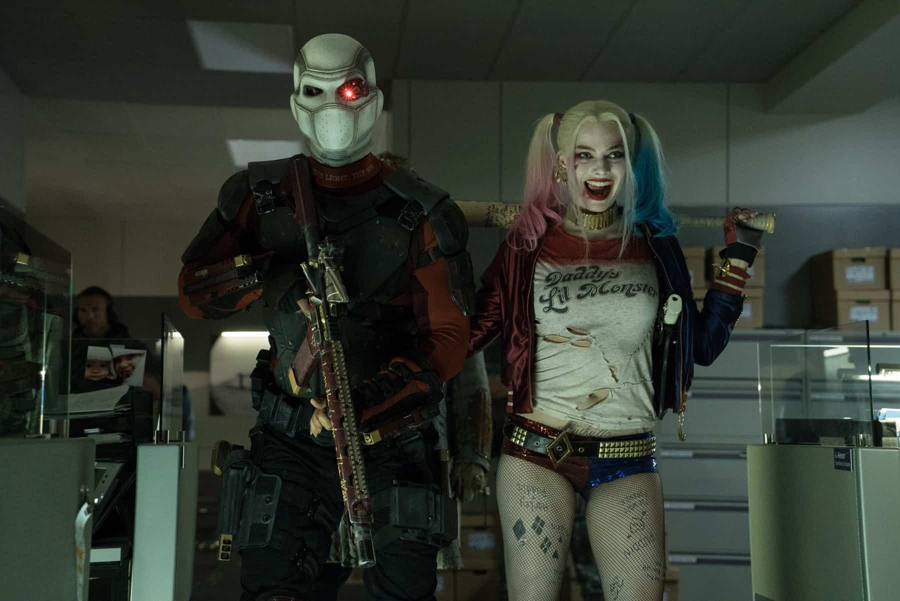'Suicide Squad' is heavily based off John Ostrander's work