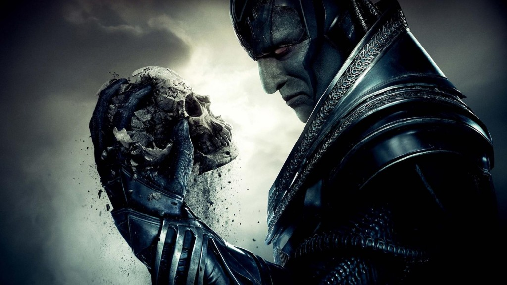 Sabah Nur Apocalypse X Men Movie Wallpaper