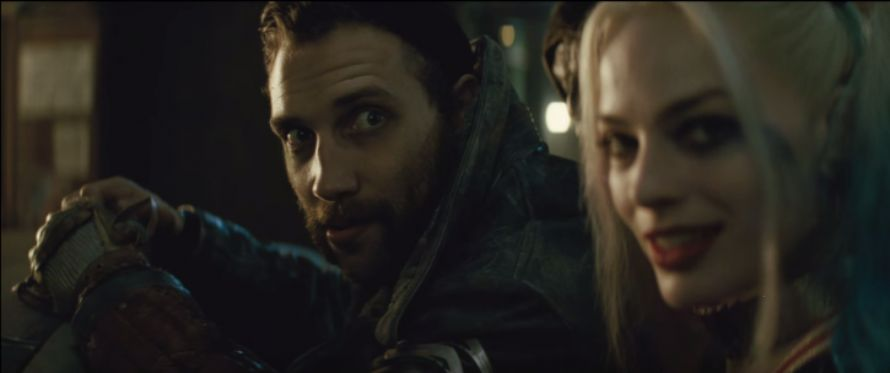 Suicide Squad Captain Boomerang Harley Quinn
