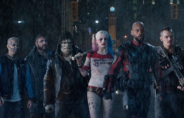 Suicide Squad Top Spot Weekend Two