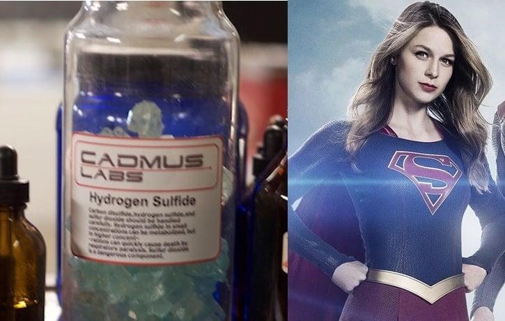 Supergirl Cadmus