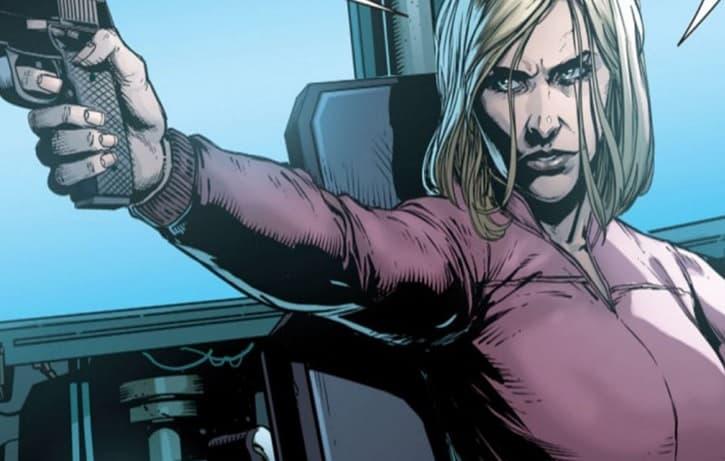 Supergirl Lena Luthor