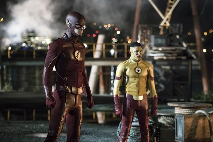 The Flash 30107