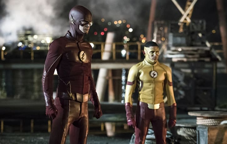 The Flash S3 Premiere
