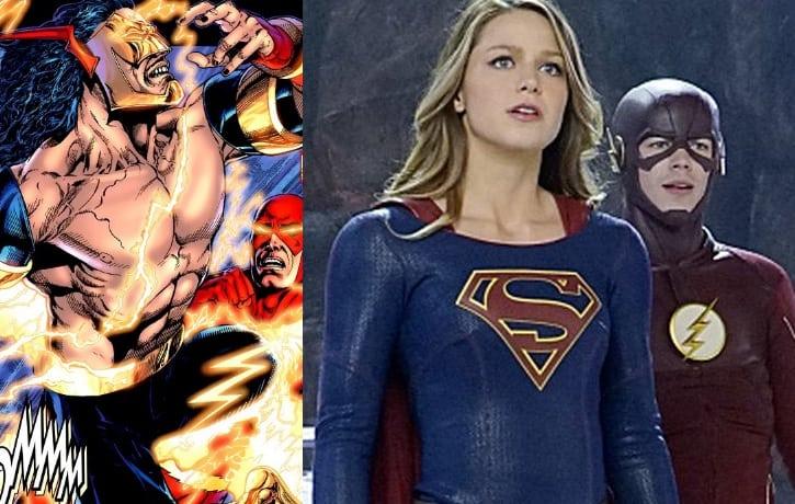 The Flash Supergirl Musical Speedster Villain