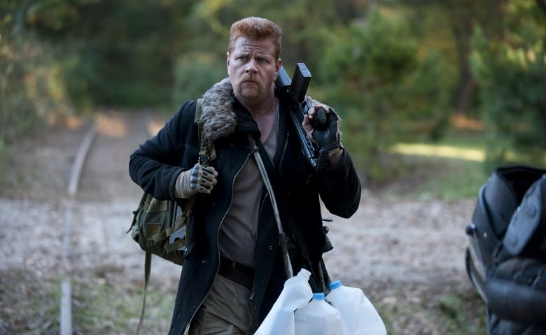 The Walking Dead Michael Cudlitz Abraham