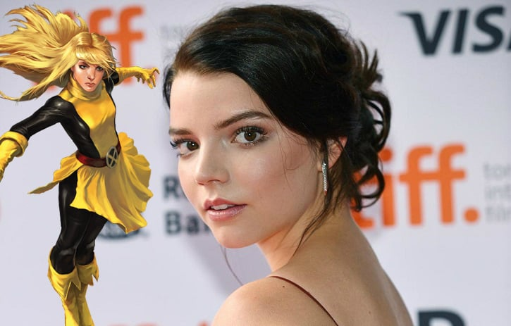 Anya-Taylor-Joy Magik New Mutants