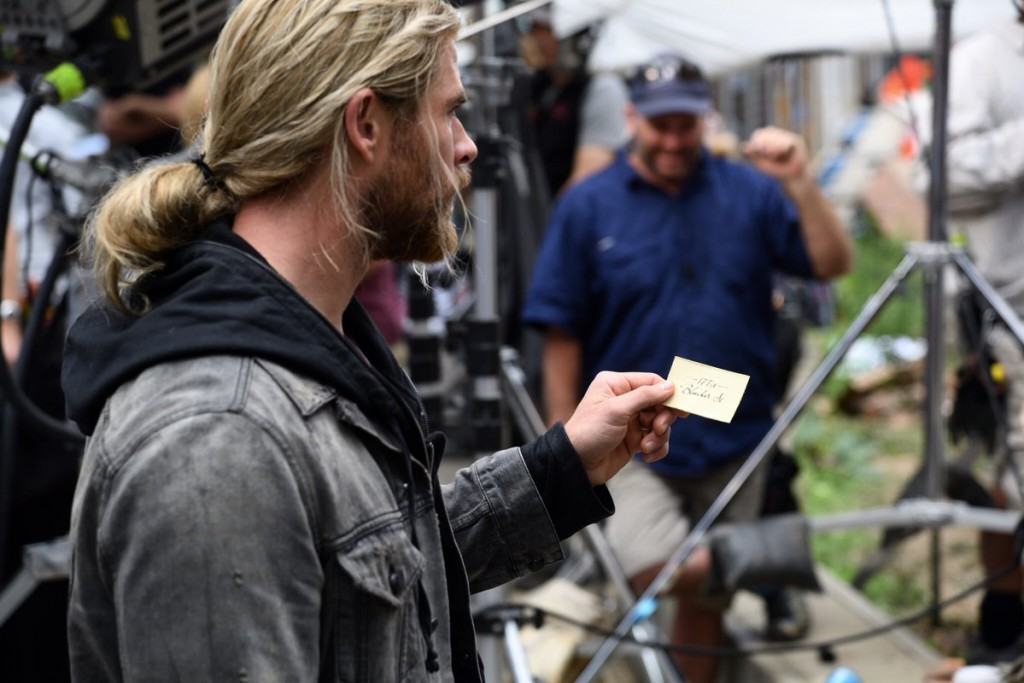 Thor Ragnarok 2