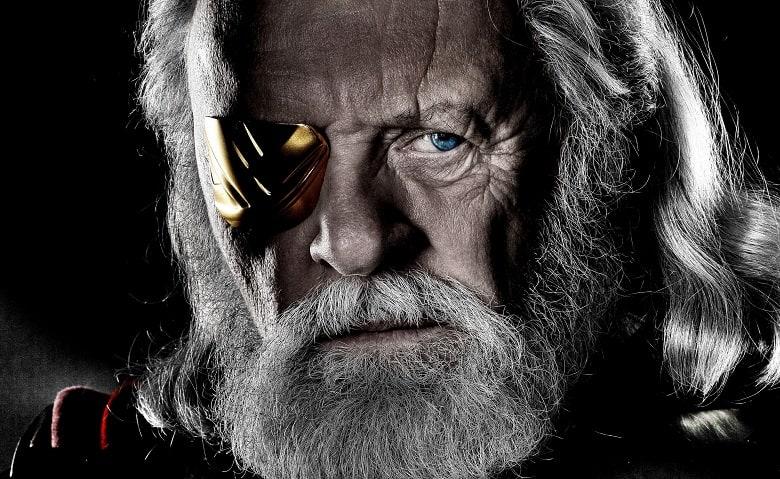 Thor Ragnarok Anthony Hopkins Odin banner