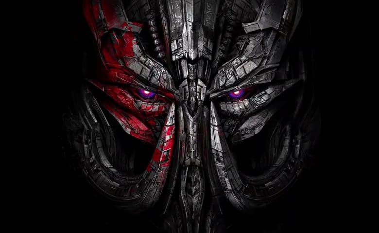 Transformers The Last Knight Megatron banner