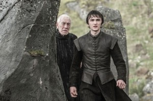 Game of Thrones Isaac Hempstead Wright banner